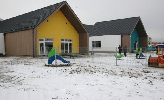 W przyjaznym dla dzieci budynku wzniesionym z ekologicznych materiałów przewidziano miejsce dla 100 najmłodszych mieszkańców Gdańska. Fot. Ecologiq