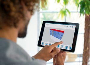 Najnowszy bezpłatny program - Hettich Plan to konfigurator korpusów, oparty na przeglądarce internetowej, który zapewni wsparcie w procesie projektowania, doboru okuć aż po produkcję. Fot. Hettich