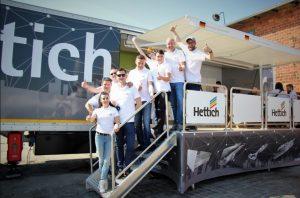 ekipa Hettich on tour