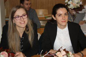 W tym roku wybrano dwie zwycięskie prace konkursowe, a ich autorki: (od lewej) Anna Musioła i Katarzyna Maćkowiak otrzymały nagrody w wysokości 3000 zł.