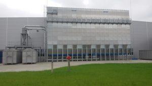 Nowoczesne linie do odpylania, takie jak w Nowy Styl Group Jasło, to inwestycja, która zwraca się po kilku latach pracy zakładu.  Fot. Nestro