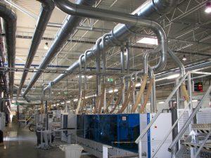 Efektywny odzysk pyłów i trocin to gwarancja czystego środowiska pracy, ale też większej żywotności maszyn i jakości produktu końcowego, szczególnie na liniach szlifowania czy lakierowania. Fot. Nestro