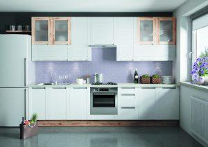 Linia Olivia Soft obejmuje ponad 150 szafek, które pozwolą skomponować kuchnię skrojoną ?na miarę? i odpowiadającą potrzebom różnych użytkowników. Fot. KAM