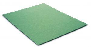 Dzięki bardzo dużej wytrzymałości na ściskanie płyta STEICOunderfloor LVT ma większą trwałość, a tym samym zapewnia efektywną ochronę przed uszkodzeniem warstwy wierzchniej podłogi. Fot. STEICO